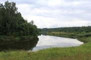 Участок на реке Плюсса