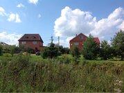 Земельный участок 8,7 с. в г. Чехове мкрн. Зачатье - Фото 1