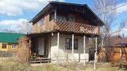 Продается дача в пос.Боровский, Продажа домов и коттеджей в Тюмени, ID объекта - 503726611 - Фото 1