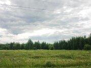Участок кв. м,  11.1 сот, Калужское шоссе,  25 км,  Певчее .