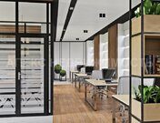 Продажа офиса пл. 52 м2 м. Алексеевская в административном здании в .