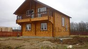 Арсаки. Новый дом в дачном поселке со всеми коммуникациями. 80 км от М