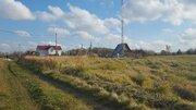 Участок 12 соток в деревне Кулаково Чеховского района - Фото 2