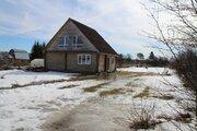 Отличный бревенчатый дом с газом на участке 18 с. с видом на церковь - Фото 5