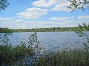 Участок рядом с озером. - Фото 1