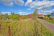 Участок 12 соток в деревне Федцово (жд станция в доступности) - Фото 2