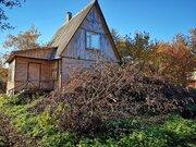 Дешевая, но хорошая дача с печкой и камином на 6 сотках, Ступинский р. - Фото 3