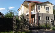 Продаётся Дом 240 м2 на участке 9 соток в г. Домодедово, ул. Овражная - Фото 1