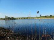 Участок граничащий с озером, для постройки дома, возможно в рассрочку!