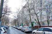 Квартира м. Калужская, ул. Введенского 27, Купить квартиру в Москве по недорогой цене, ID объекта - 318689384 - Фото 21