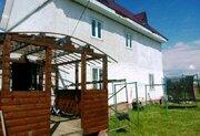 5 400 000 Руб., Продается 2х этажный дом 144 кв. м на участке 9 соток, Продажа домов и коттеджей в Киевском, ID объекта - 503378253 - Фото 1