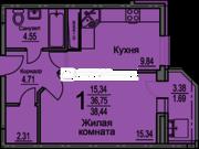 Продажа квартиры, Воронеж, Ул. Суворова