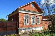 Боровск. Жилой дом в центре города на участке 15 соток.