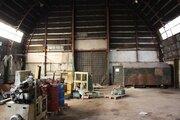 Сдается оборудованный ангар 916 кв.м. на Геологов, Аренда производственных помещений в Нижнем Новгороде, ID объекта - 900134365 - Фото 6
