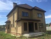 Новый дом 200м2 под чистовую отделку в городе Белгород