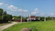 Участок в деревне Подмоклово - Фото 3
