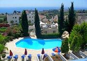 Шикарный трехкомнатный апартамент с панорамным видом на море в Пафосе, Купить квартиру Пафос, Кипр, ID объекта - 327881429 - Фото 16