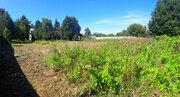 Великолепный участок в центре деревни Каменки! Рядом водоём, лес, храм - Фото 4