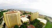 Большая и светлая квартира с видом на море и горы, Купить квартиру в новостройке от застройщика в Сочи, ID объекта - 318934962 - Фото 1