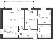 Продажа трехкомнатной квартиры на улице Билибина, 13 в Калуге, Купить квартиру в Калуге по недорогой цене, ID объекта - 319812807 - Фото 1