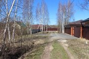 Участок в деревне Красновидово двести метров от воды - Фото 1