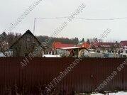 Можайское ш. 33 км от МКАД, Назарьево, Участок 6 сот. - Фото 1