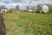 Земельный участок в деревне Марфин Брод - Фото 1