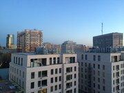 """ЖК """"Полянка/44"""" - 140 кв.м, высокий второй этаж, 3 спальни и кабинет."""