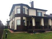 Загородный дом в кп Южные Горки-1 Ленинского района, 410м2/9,5с - Фото 1