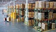 Аренда склада пл. 7000 м2 Чехов Симферопольское шоссе в складском .