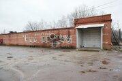 Продажа складов в Дмитровском районе