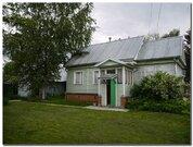 Дом из бревна в деревне Анкудиново ! Есть прописка, Моск