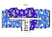 Продается 1 ком кв ул Баррикадная 1, Купить квартиру в новостройке от застройщика в Волгограде, ID объекта - 321450837 - Фото 2
