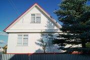 Кирпичный дом в уютном поселке