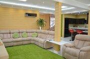Новый меблированный коттедж с гостевым домом и гаражом в охр.поселке - Фото 2