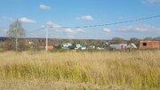 Участок 12 соток в деревне Кулаково Чеховского района - Фото 1
