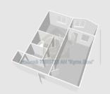 Балка. 1 комнатная квартира в районе «Клио», Купить квартиру в Тирасполе по недорогой цене, ID объекта - 326043712 - Фото 7