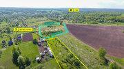 Земельный участок 45 соток, ИЖС в д. Пнево, Малоярославецкого р-на - Фото 5