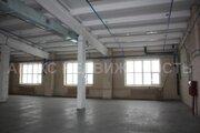 Аренда помещения пл. 650 м2 под склад, м. Авиамоторная в складском .