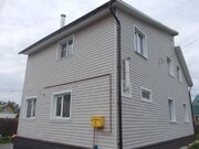 Продается 2-х этажная дача 140,5 кв.м. на участке 10 соток - Фото 1