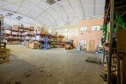 Аренда роизводственно-складского теплого помещения, 1445м2 в Парголово