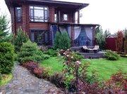 Продаются 2 бревенчатых дома на участке 15 соток - Фото 1