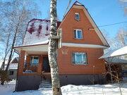 Продается дом в д.Семкино Клязьминское вдхр - Фото 1