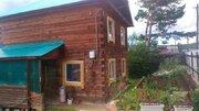 Продажа дома, Большой луг, Жигаловский район, Школьная - Фото 1