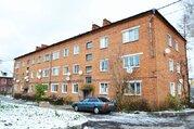 Двухкомнатная квартира в центре Волоколамска, Купить квартиру в Волоколамске по недорогой цене, ID объекта - 323063352 - Фото 1