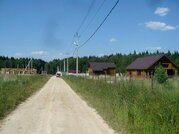 Участок 10 соток д. Грачевка рядом с лесом