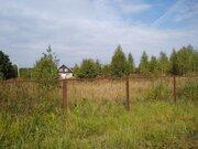 Участок 25 соток в Репниково, Чеховский район - Фото 2