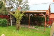 Дом с баней, выход в лес. 70 км от МКАД д.Дубки - Фото 2