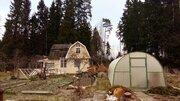 Продается крайний к красивому лесу садовый зимний дом