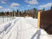 Земельный участок площадью 10 соток для строительства загородного дома . - Фото 5